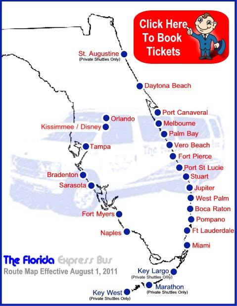 Bus From West Palm Beach To Daytona Beach